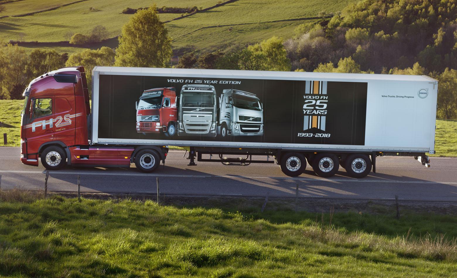 Milijunti Volvo FH