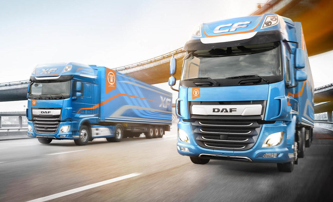 DAF CF i XF su International Truck of the Year 2018