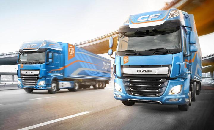 DAF CF i XF su International Truck of the Year 2018
