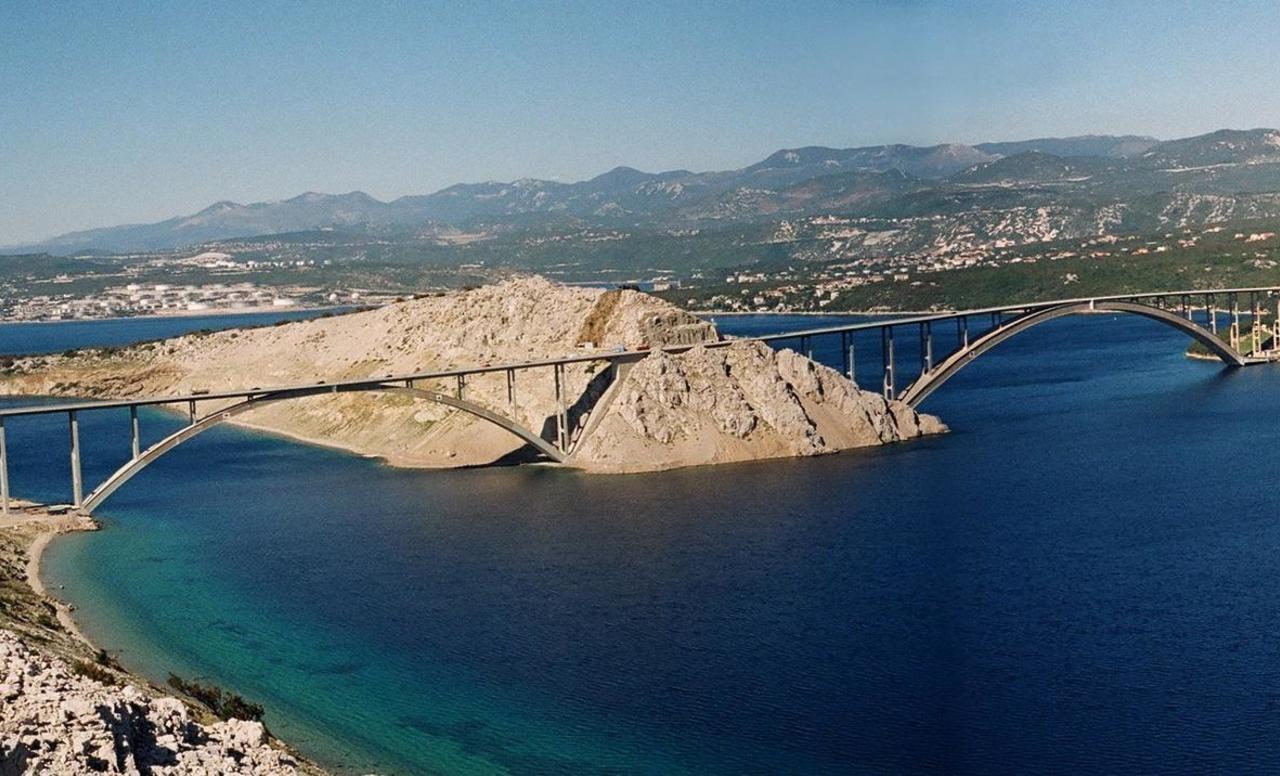 Sanacija Krčkog mosta