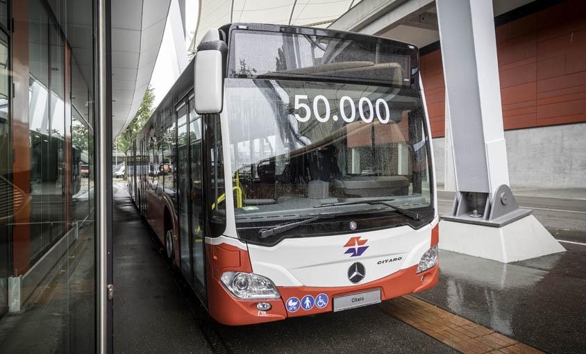 Najprodavaniji gradski autobus