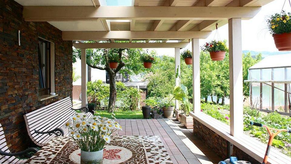 Vrt ni več le okras, temveč sestavni del bivalnih prostorov