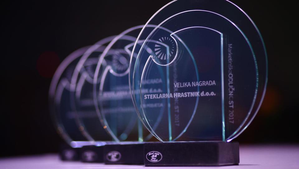 Znani so finalisti nagrade marketinška odličnost 2018