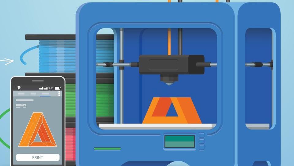 Kako se prijemlje 3D-tiskanje v industriji in v naših domovih