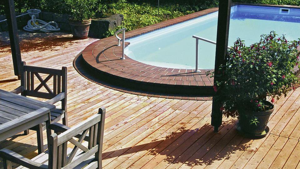 Od bazena Thomasa Edisona do vaše terase