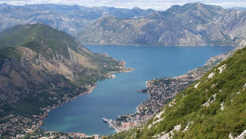 Črnogorci napovedujejo izgradnjo žičnice od stare prestolnice do...