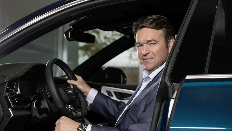 Bram Schot bo novi šef Audija