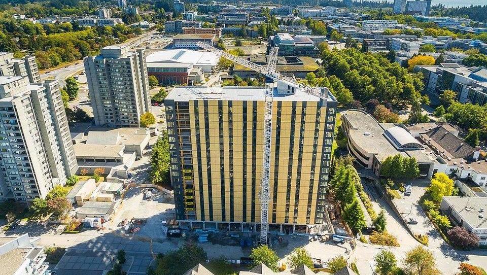 Leseni nebotičniki tudi v ZDA ne rastejo do nebes