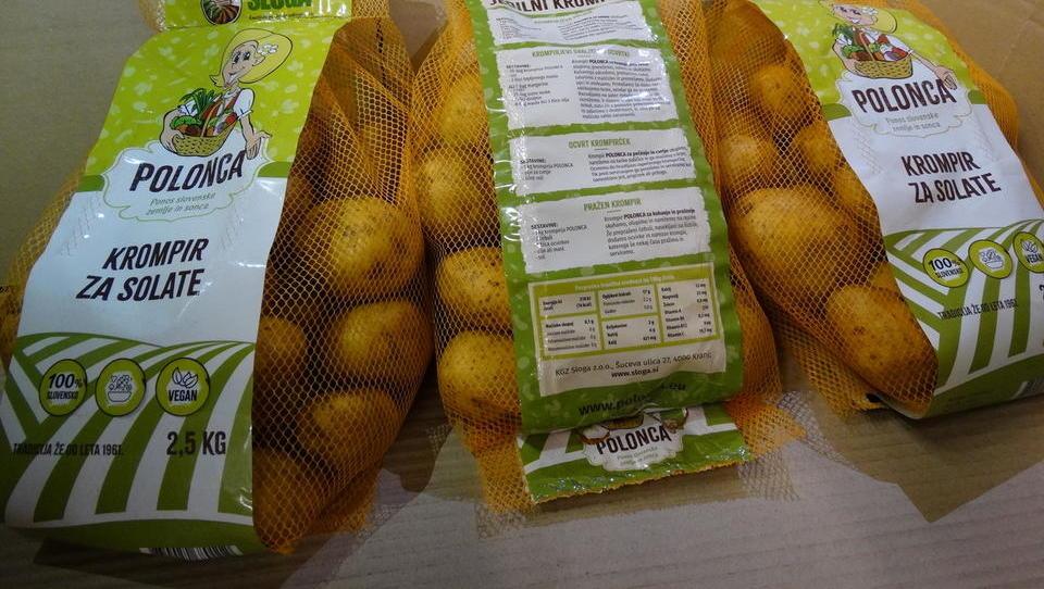 Rešitev za lažjo izbiro prave sorte krompirja