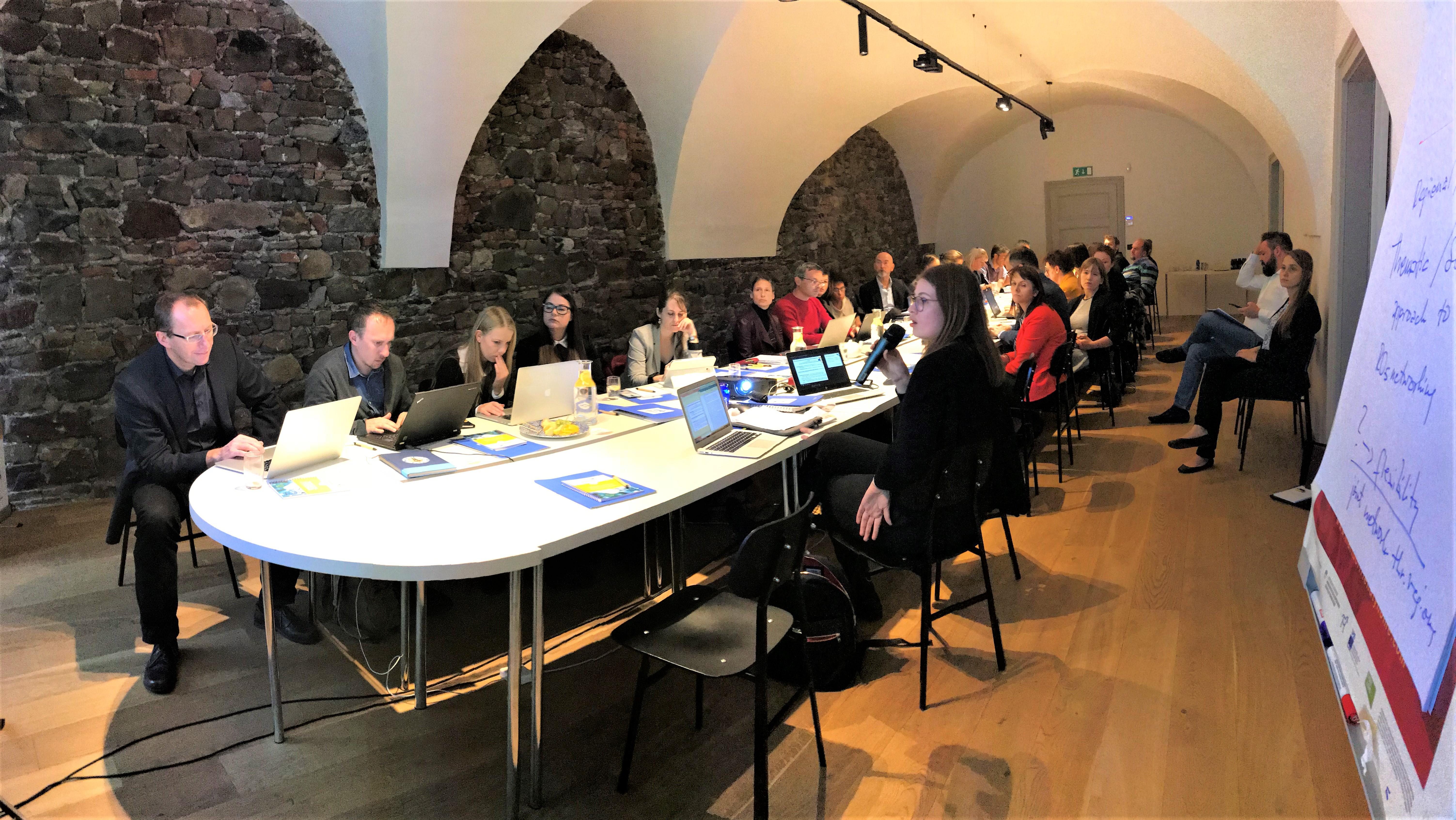 O pametni specializaciji so govorili v Mariboru