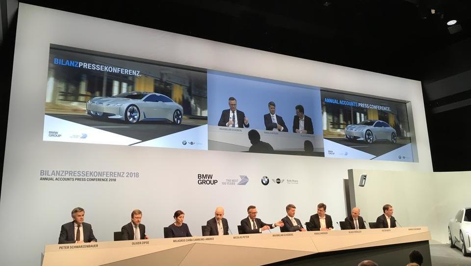 Tako je BMW v rekordnem letu kljub manjši prodaji dizlov zmanjšal izpuste CO2
