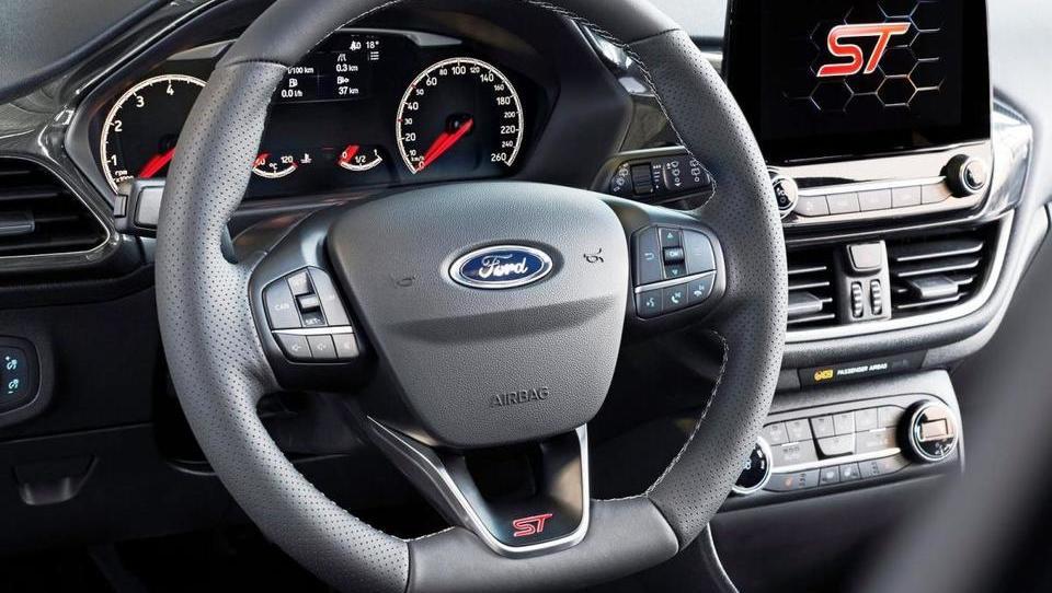Ford maja poskrbel za redek pojav