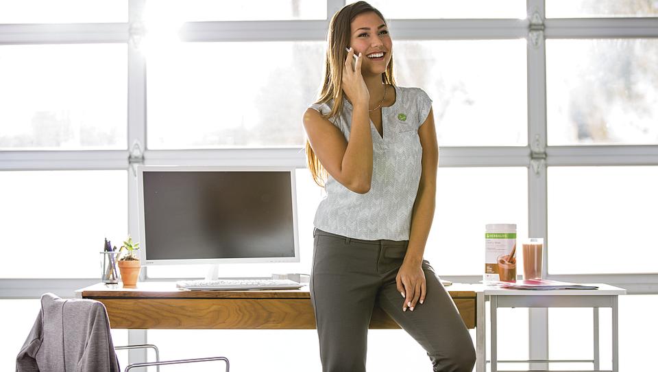 Iščete novo poslovno priložnost? Pridružite se skupnosti Herbalife Nutrition