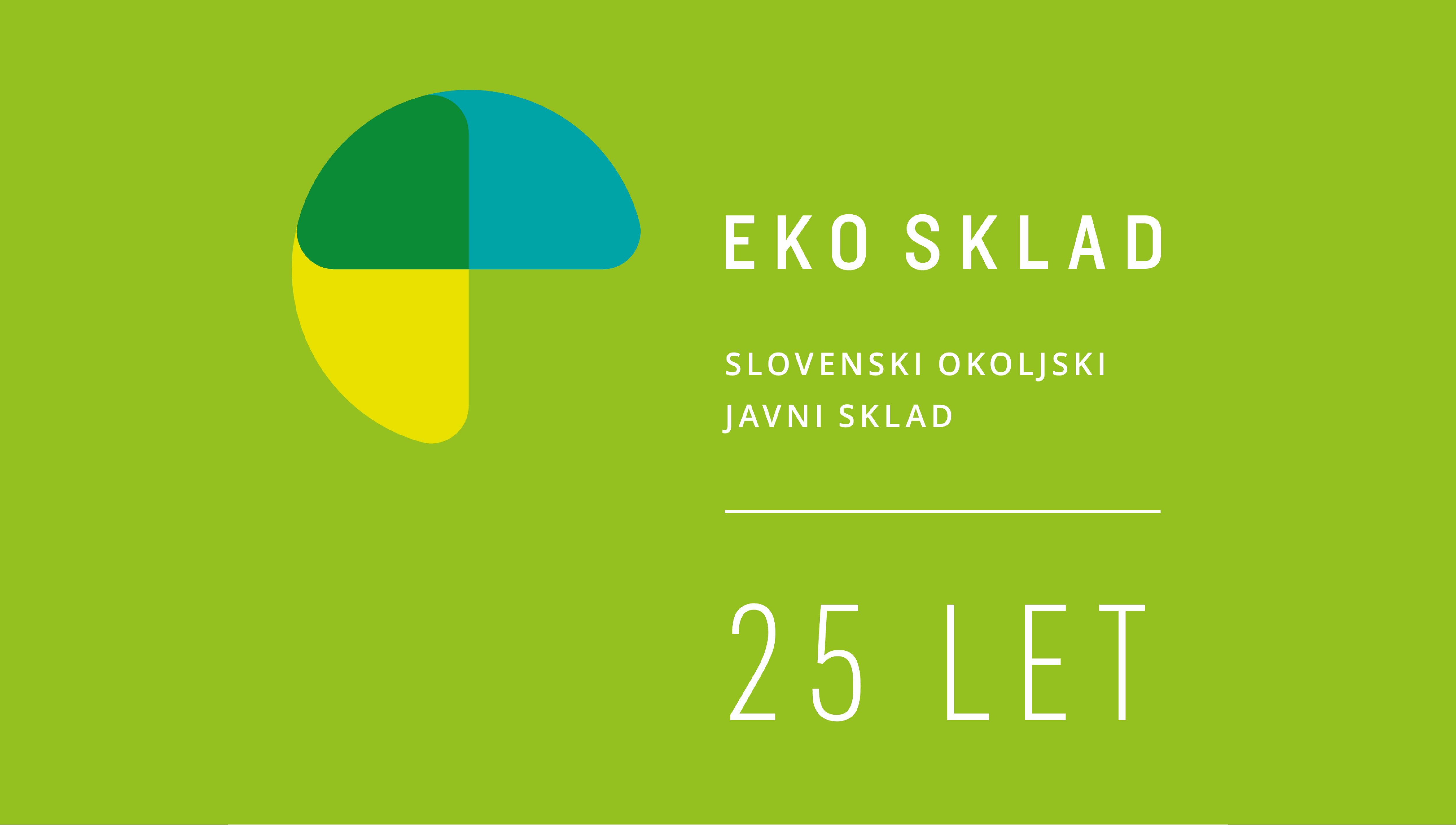 25-let delovanja Eko sklada