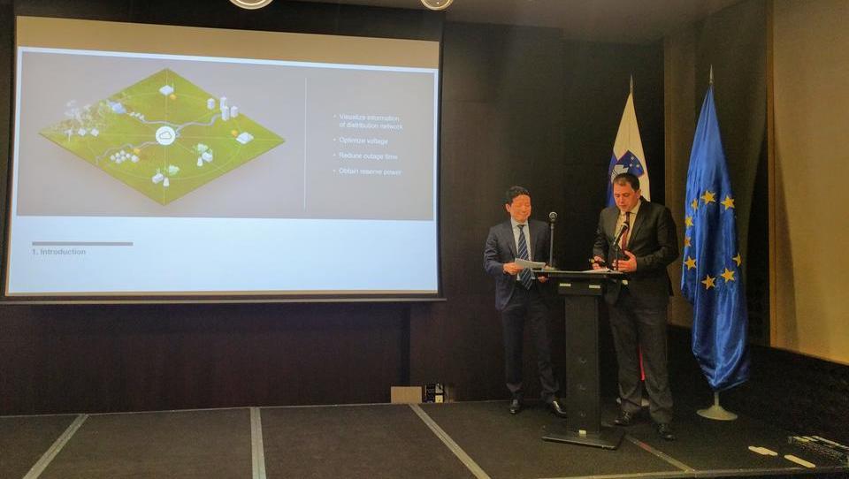 Japonsko-slovenski projekt prinaša v Slovenijo največjo baterijo doslej