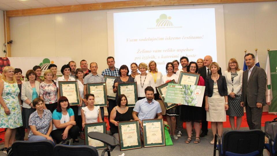 Kmetija Ostanek Heric je zmagovalka akcije S kmetije za vas
