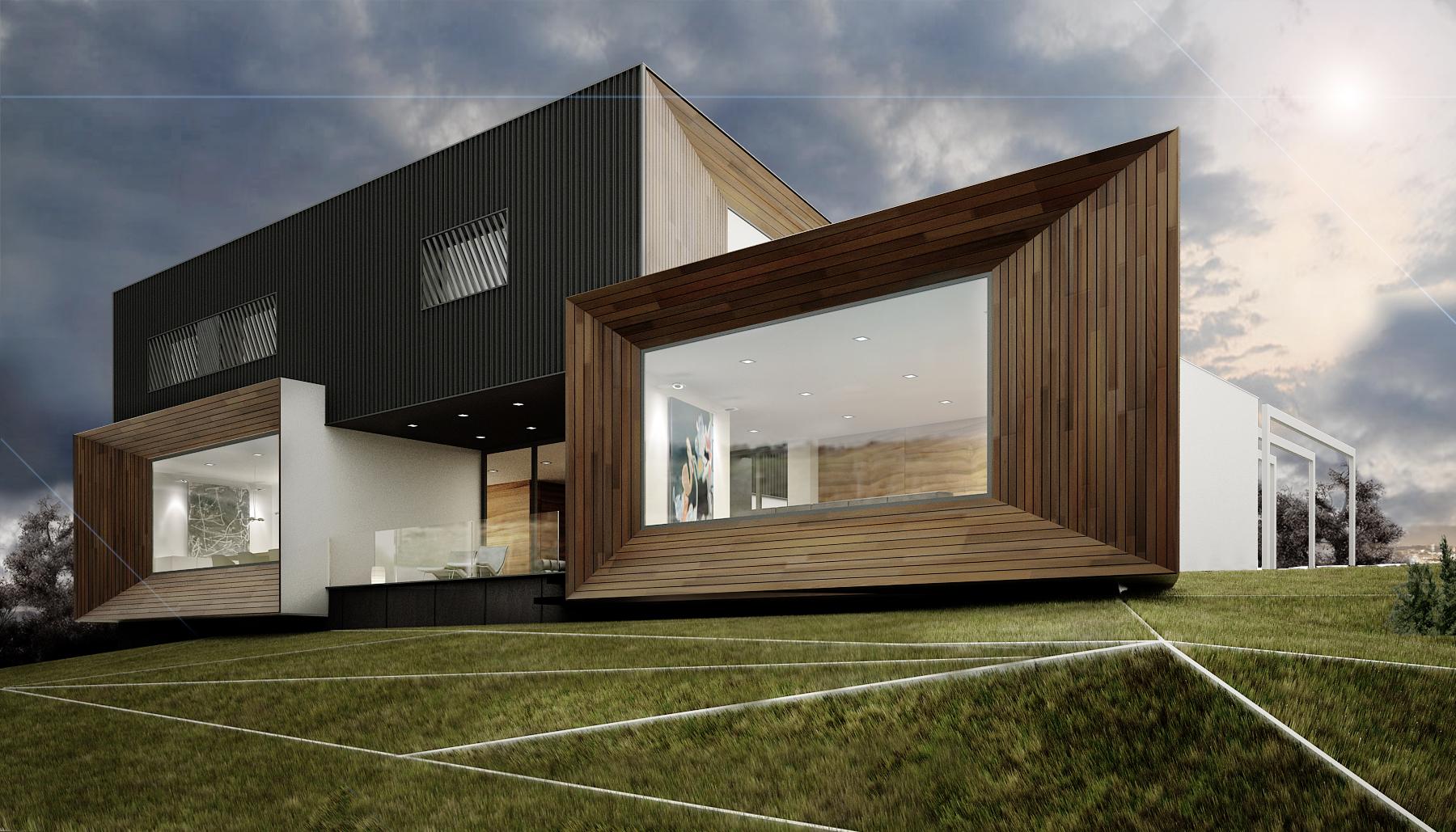 Lumar – inteligentna arhitektura, povezana z energetsko učinkovitostjo
