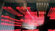 Velike ameriške banke padle za nekaj odstotkov