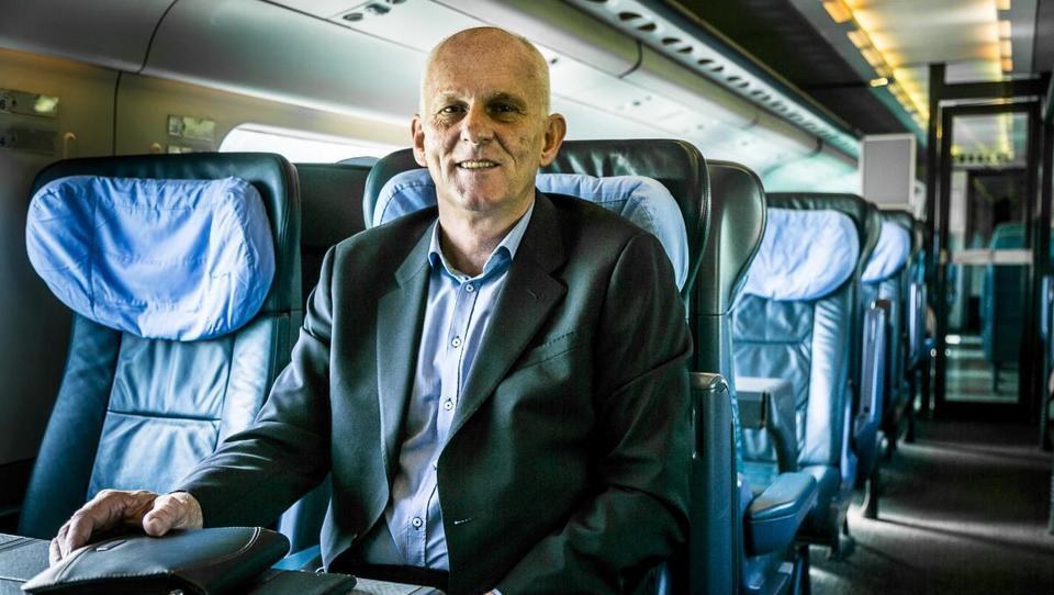 (intervju) Na SŽ ciljajo na nove storitve, do Maribora pa v 90 minutah