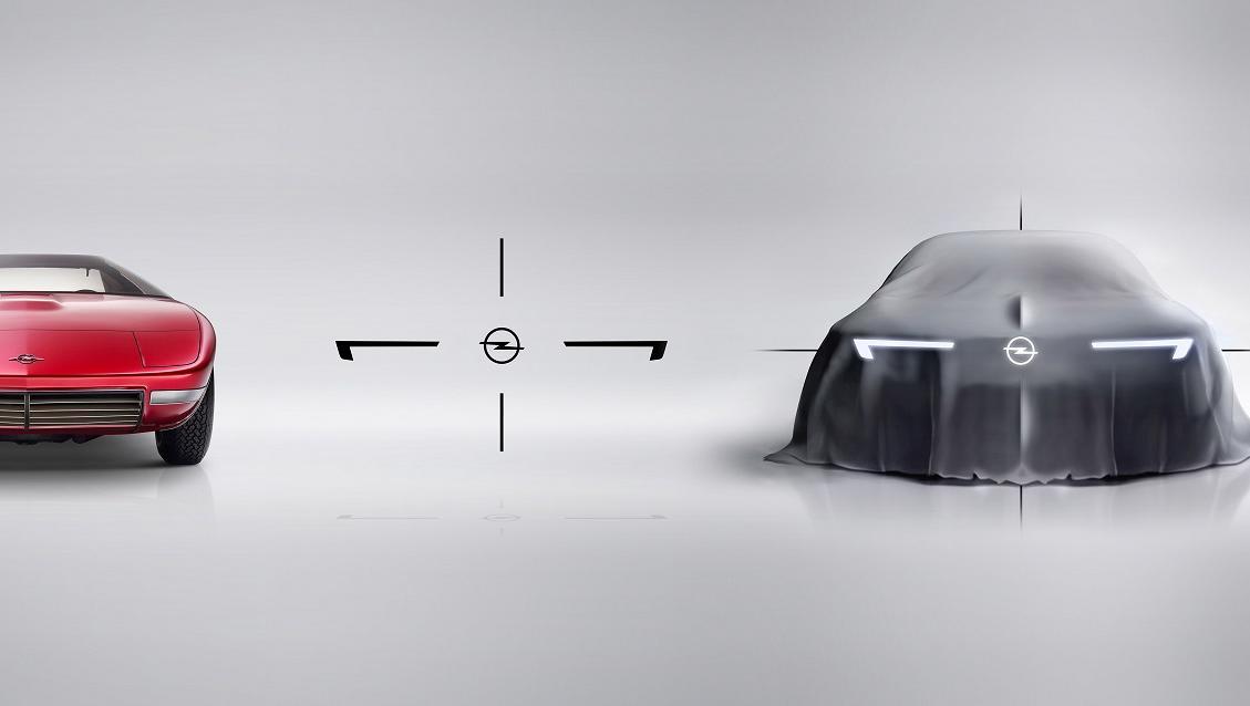 ''Človeški'' Opel kaže na prihodnost znamke
