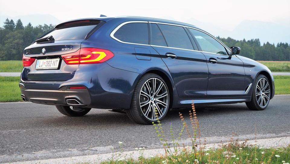 Pregrešni dizelski objem BMW petice