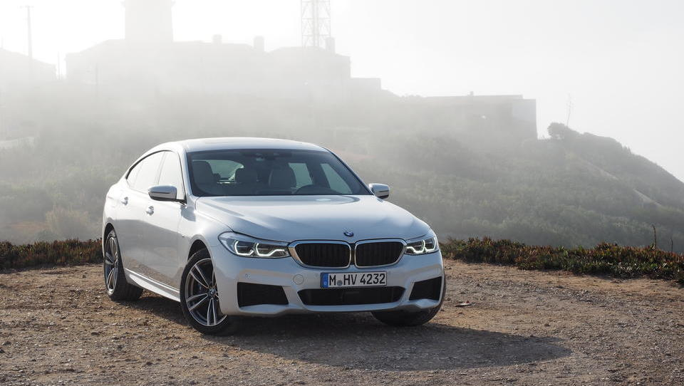 Kako je BMW 5 gran turismo postal pravi BMW