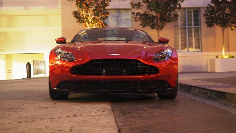 Aston Martin bo s prodajo delnic zbiral 6,7 milijarde dolarjev