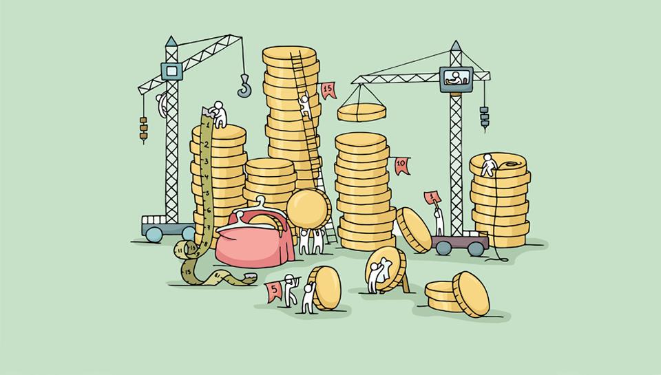 TOP 101: Podjetja sedijo na gorah denarja – sliši se dobro, vendar...