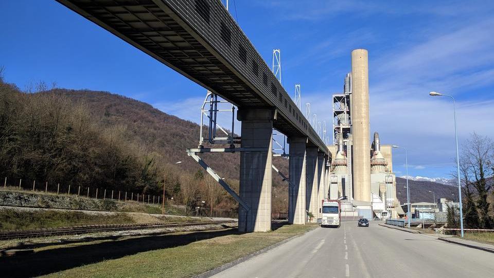 Koliko odpadkov termično obdelajo v Salonitu in koliko bi jih še lahko