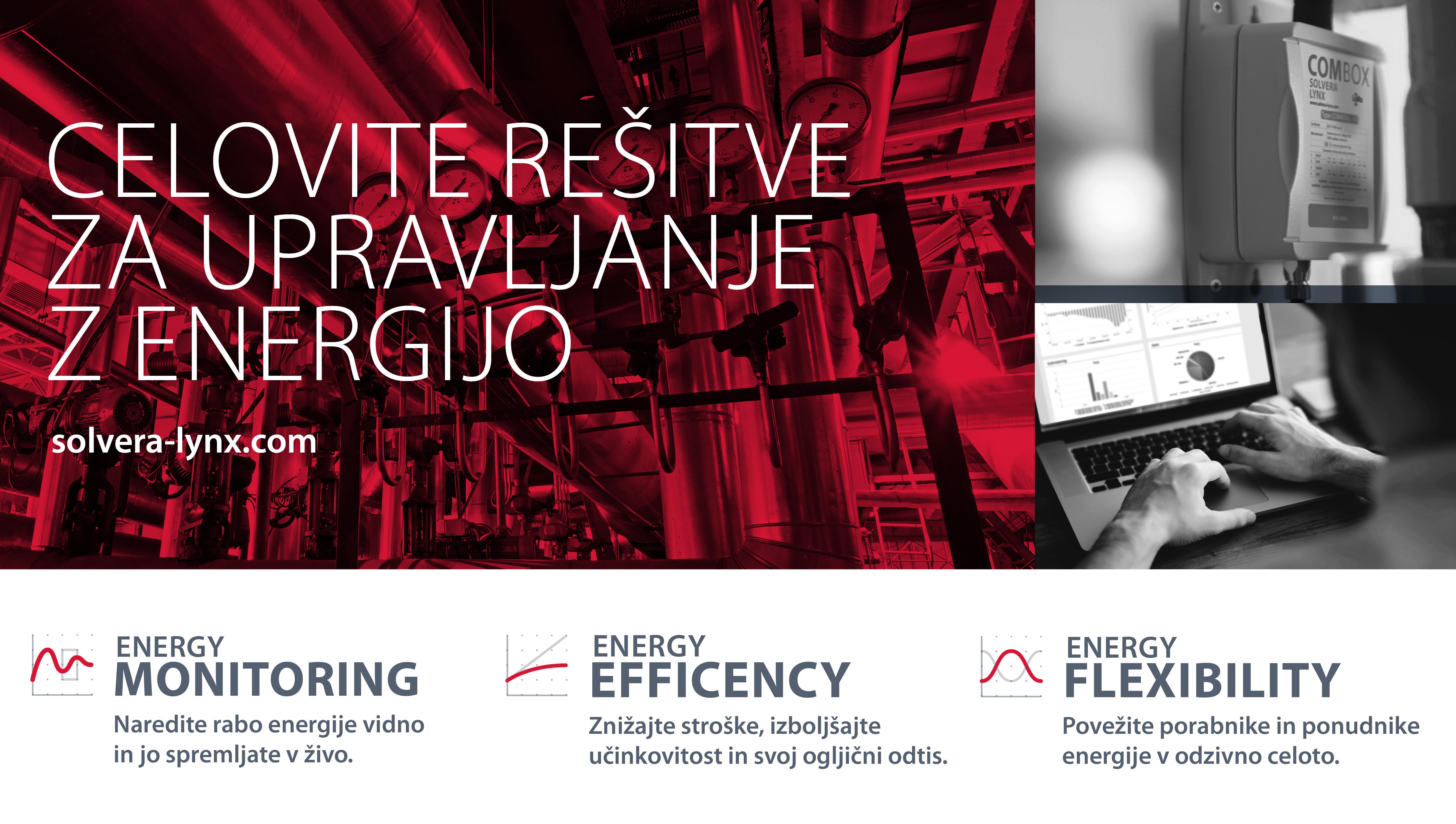Rešitve celovitega upravljanja porabe energije na podlagi inovativne brezžične tehnologije LoRaWAN
