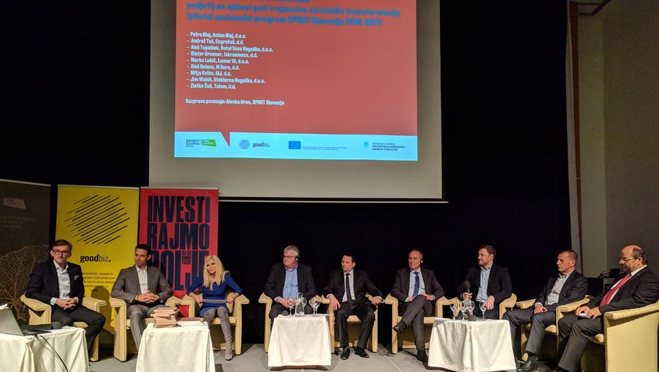 Kako se slovenska podjetja trajnostno preoblikujejo