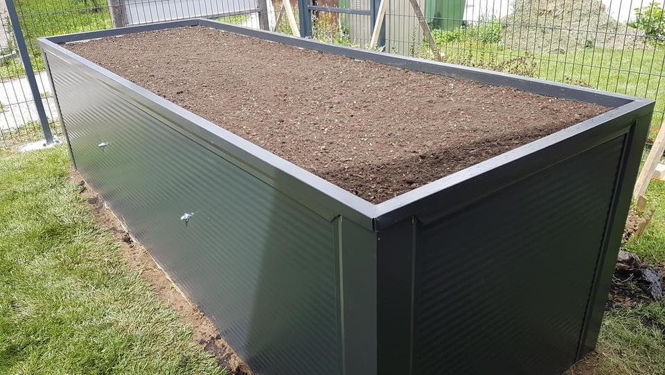 Z opremo iz Humka lahko doma solato gojite kar v garaži ali na steni