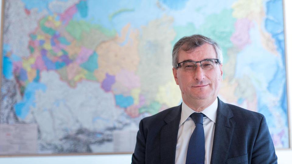 «За двадцать пять лет мы встречались почти со всеми российскими министрами связи и массовых коммуникаций»