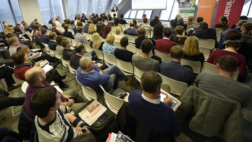 (video) Reportaža s tehnološko-investicijskega foruma