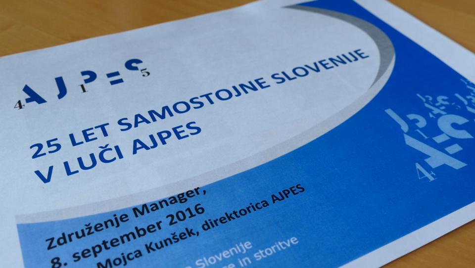 (video) Slovensko gospodarstvo v luči AJPES