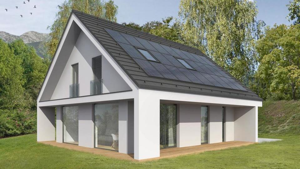 V Jelovici je hiša, ki proizvede več energije, kot jo porabi, dostopna vsem