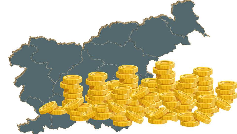Pregled milijonarjev po regijah: Ljubljana izgubila enega bogataša, Podravje edinega