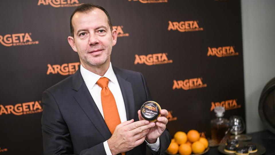 Argeta ist auf dem Weg zur globalen Marke