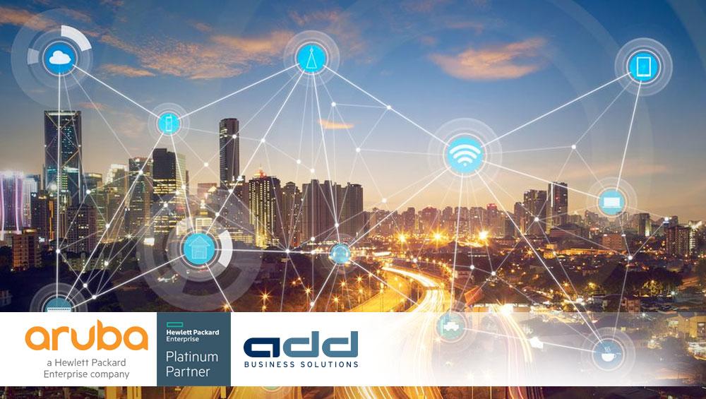 Napredna brezžična omrežja kot orodje za tržno komuniciranje s strankami