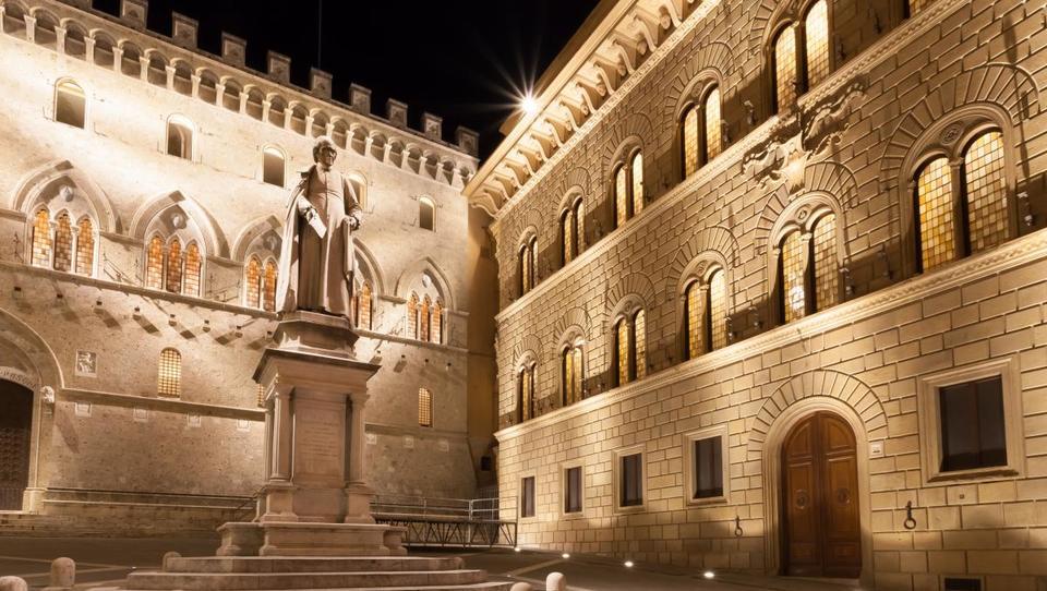 (Bančni testi stresa) Italija ima načrt za rešitev banke Monte dei Paschi