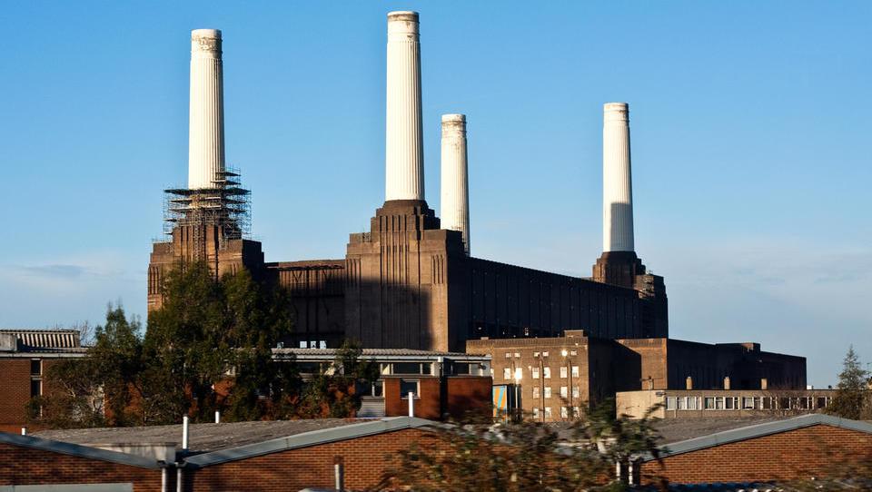 Apple se bo v Londonu preselil v 80 let staro nekdanjo elektrarno