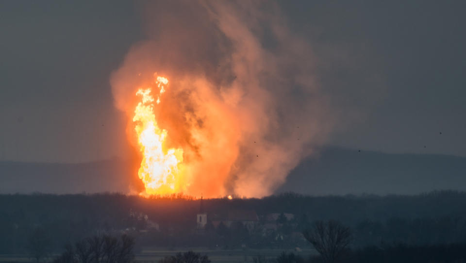 Cene plina po eksploziji v Baumgartnu za 23 odstotkov navzgor, na vaše položnice to (še) ne bo vplivalo