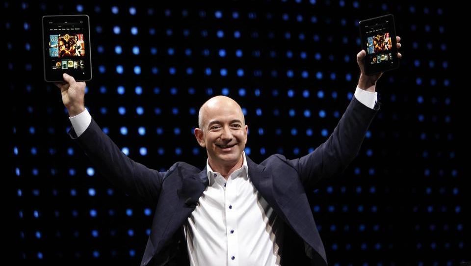 Forbes: Najbogatejši Zemljan je Jeff Bezos