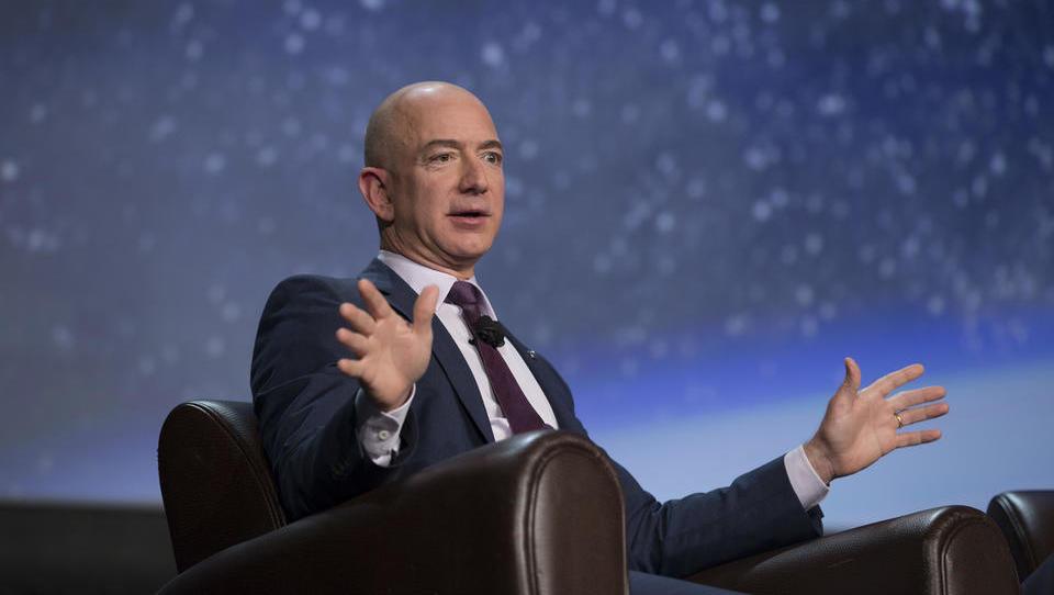 Amazon išče lokacijo za štiri milijarde evrov težko 'trofejno'...