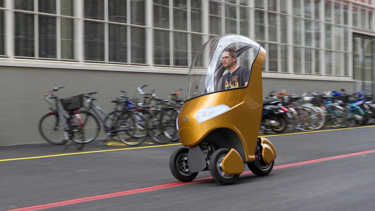 Kdo so Kamničani, ki s Švicarji razvijajo mestno vozilo prihodnosti