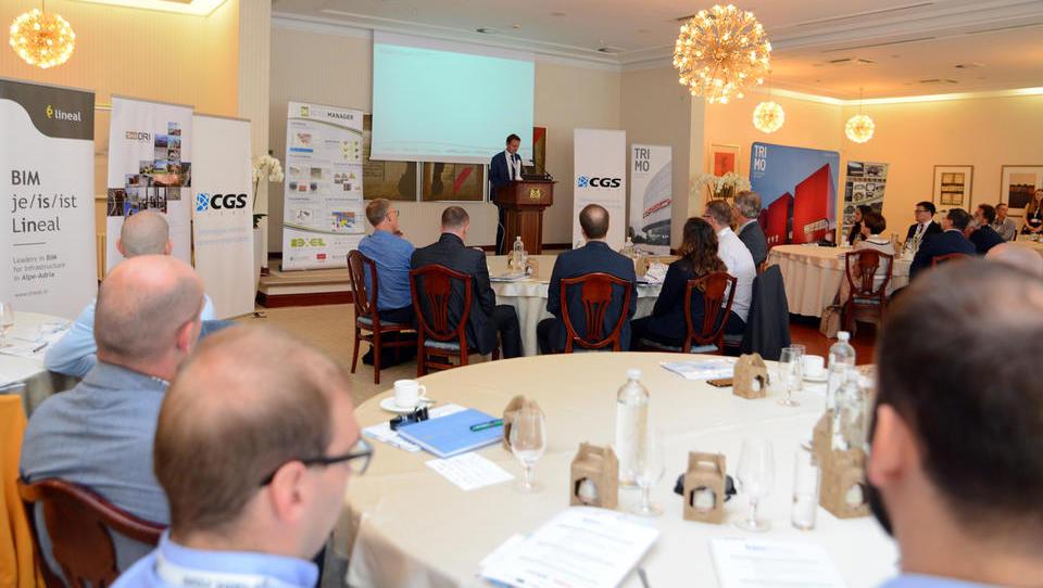 BIM forum: Akcijski načrt za digitalizacijo na področju grajenega okolja med ministrstvi že usklajen