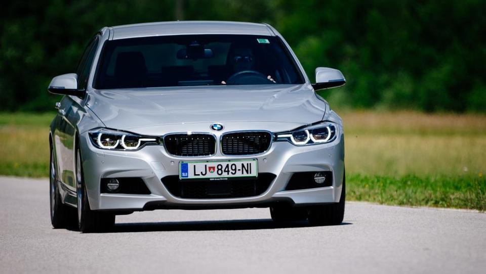 Dizelski ali hibridni BMW 3? Cena sploh ni več vprašanje!