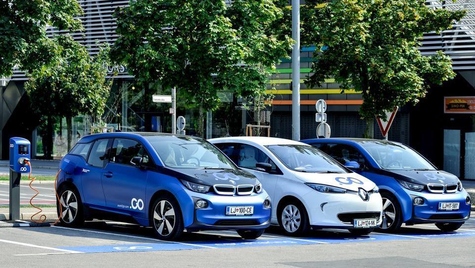 BTC City Ljubljana z rešitvami za trajnostno mobilnost in učinkovitost v prometu