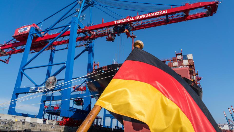 Kako pa kaj nemški izvoz?