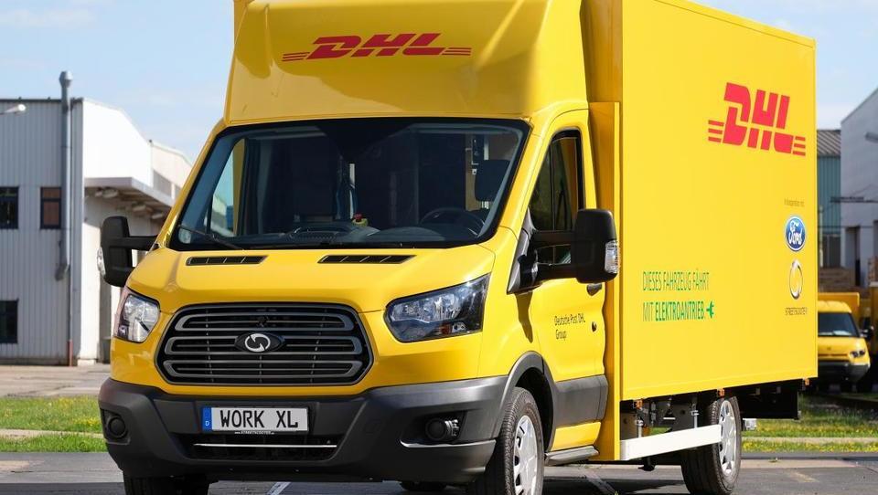 Družba Deutsche Post elektrificira dostavo, kako ji sledi Pošta Slovenije
